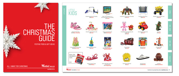 Christmas Gift Guide Catalogue.Eyes On Solutions Catalogue Design Creative And